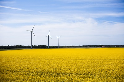 Wind Turbines; Sweden