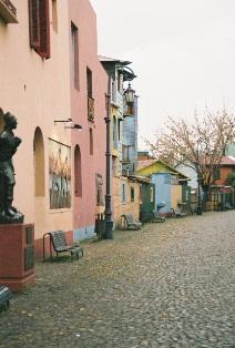 Caminito Buildings by CIEE