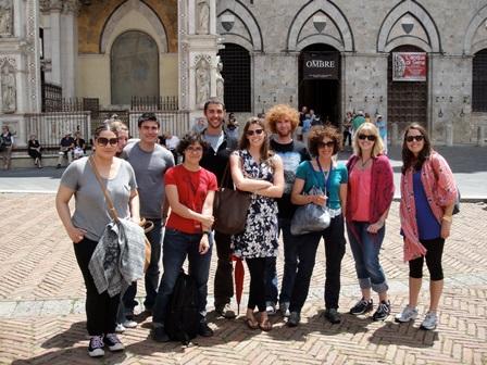 Global Seminar group photo