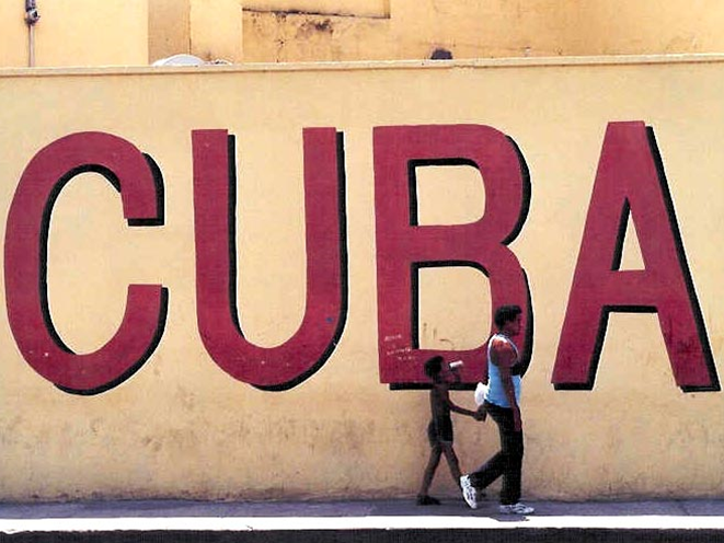 Cuba by Unknown Photographer