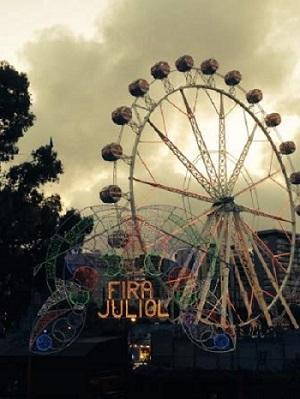 Ferris Wheel by Rafa Marti