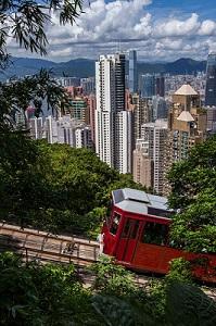 Hong Kong by Adam Macaluso
