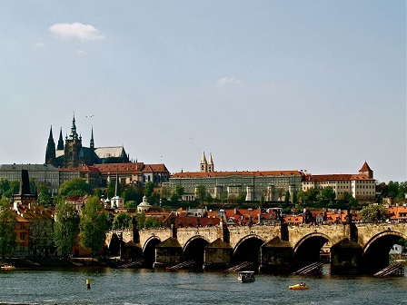 Prague by Jennifer Fluri
