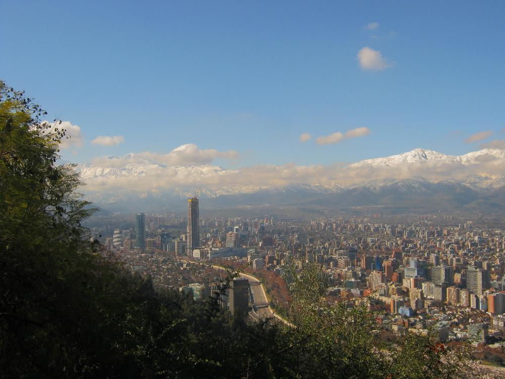 Cerro San Cristobal by Kara Gordon