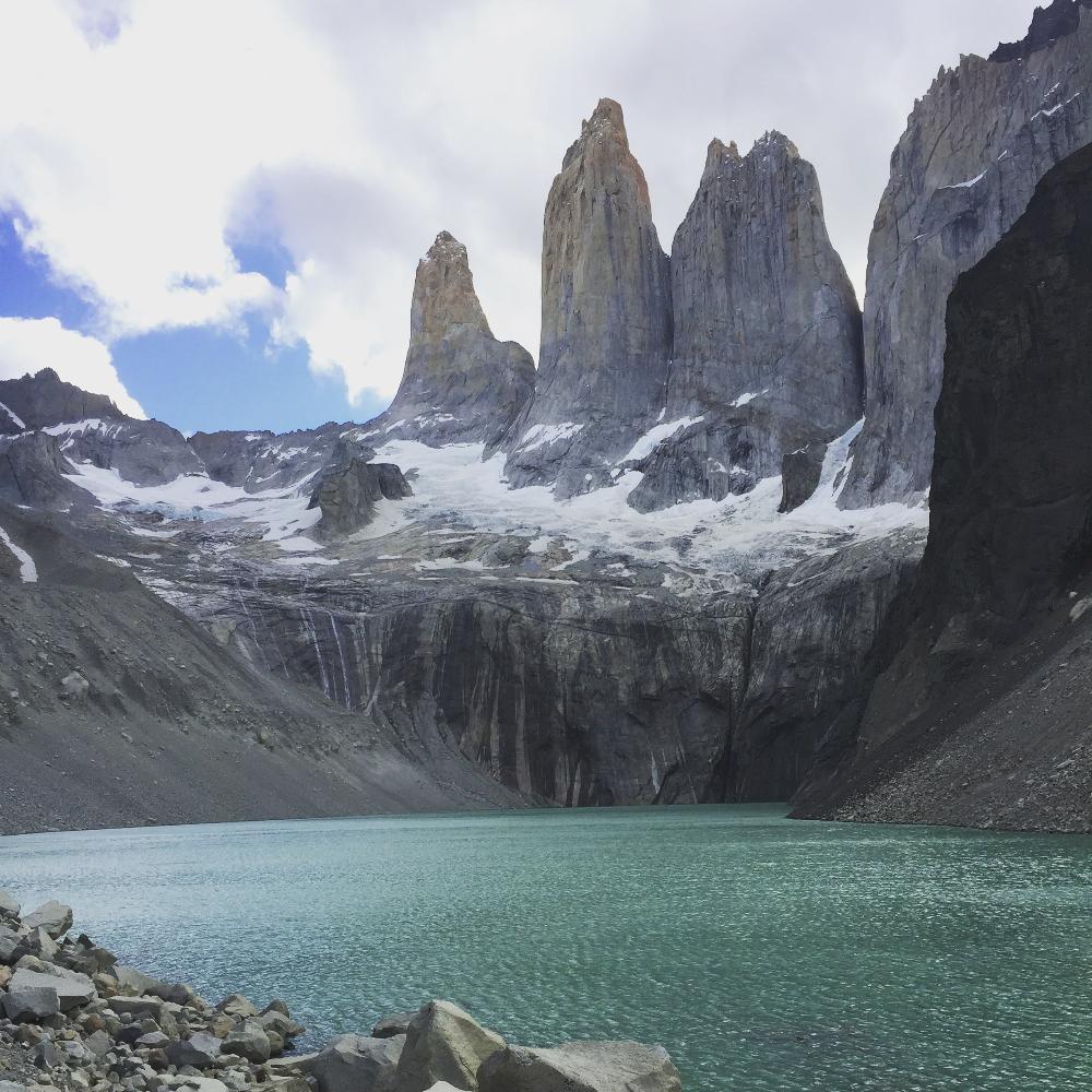 Torres del Paine by Jackson Zeiler