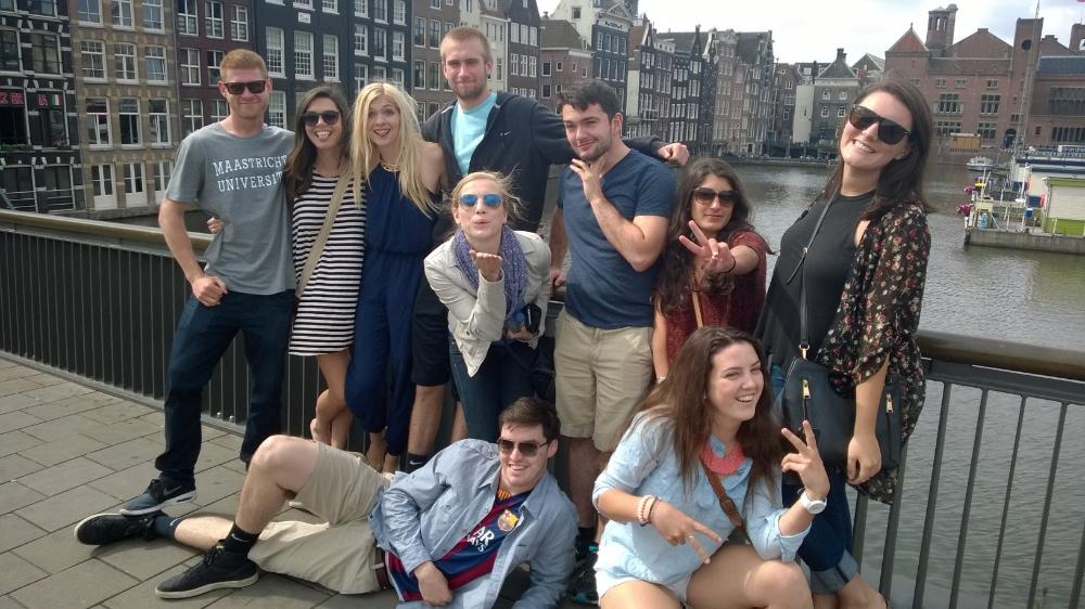 Students in Maastricht