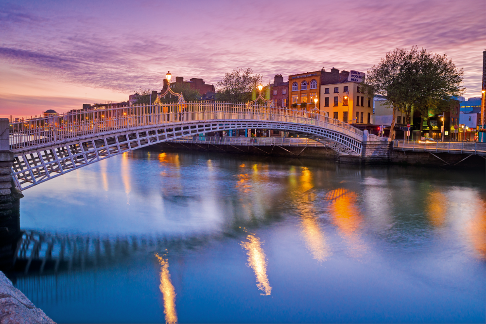River Liffey by UC-Dublin