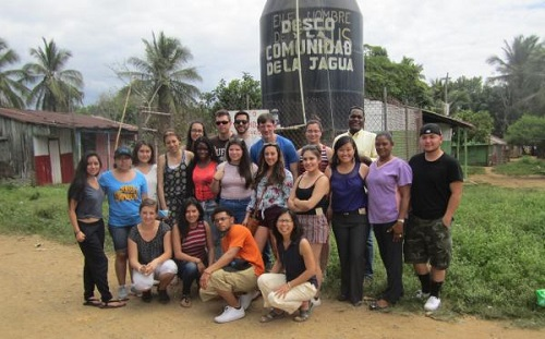 SASC Dominican Republic group